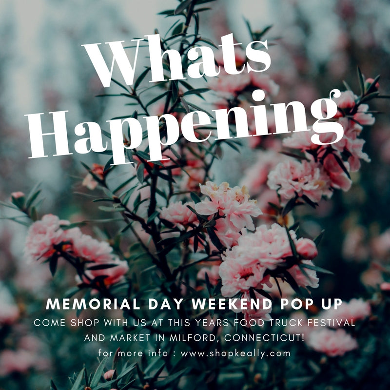 Come Shop With Us Memorial Day Weekend 2018