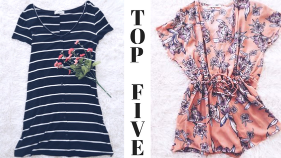 top five spring trends in fashion 2018