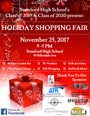 Holiday Vendor Fair November 2017 Connecticut