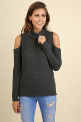 Cold Shoulder Cozy Fall