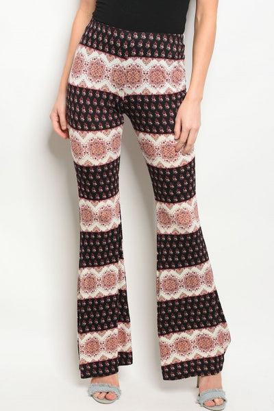 Bohemian Bell Bottoms - Keally Boutique