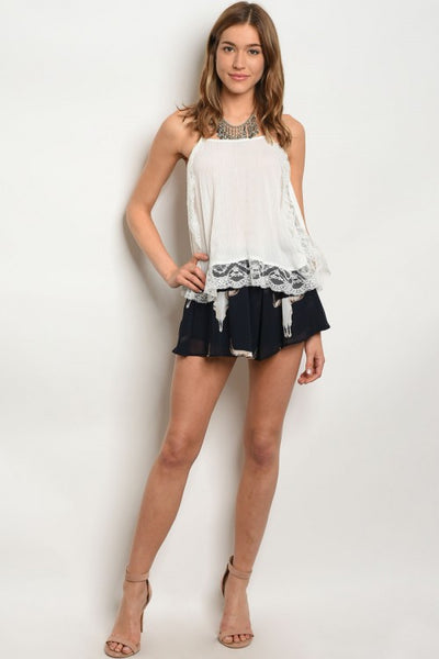 Ox Printed Shorts - Keally Boutique