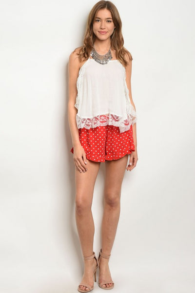 Polka Dots and Ruffles - Keally Boutique