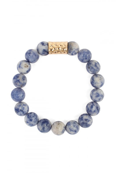 Marble Beaded Bracelet - Keally Boutique