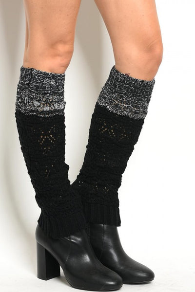 Ombre Leg Warmers - Keally Boutique