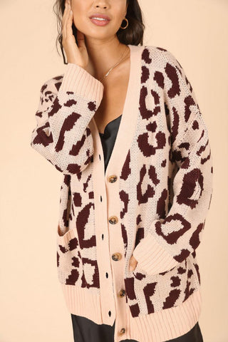 products/Peach_Leopard_Print_Knit_Cardigan_trendy_cardigans.jpg
