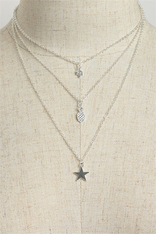 products/Silver_three_layered_pineapple_cactus_and_star_necklace.jpg