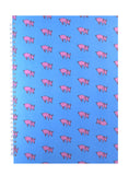 Patterned - Duck Blue/64
