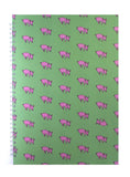 Patterned - Meadow Green/68