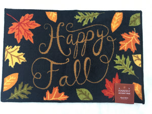 Harvest Happy Fall Accent Rug