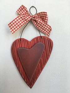 Valentine Small Heart Sign