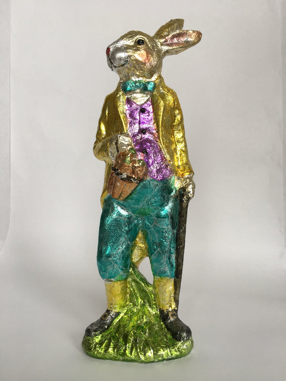 Easter Chocolate Foiled Bunny