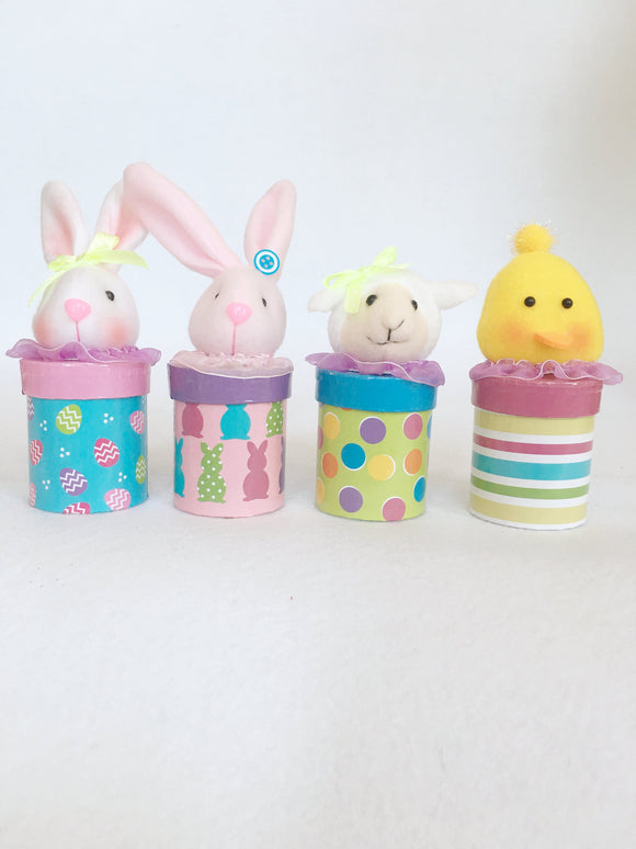 Easter Trinket Boxes