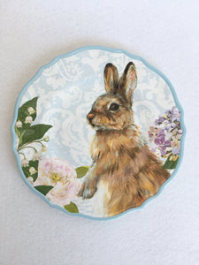 Easter Melamine Small Plate