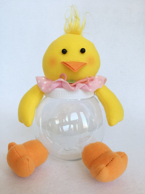 Easter Chick Container