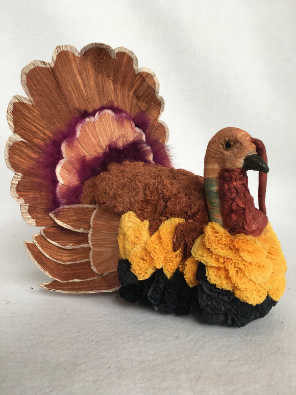 Clearance Harvest Cray Paper Turkey