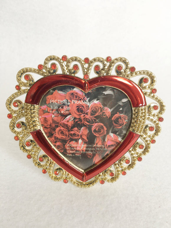 Valentine Heart Picture Frame