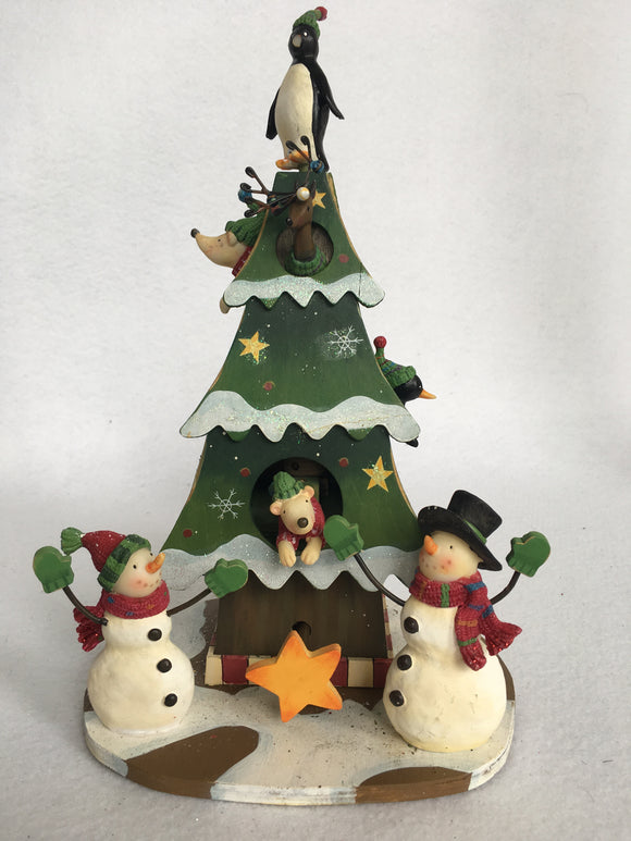 Clearance Musical Animated Christmas Tree