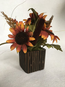 Clearance Harvest Sunflower Display