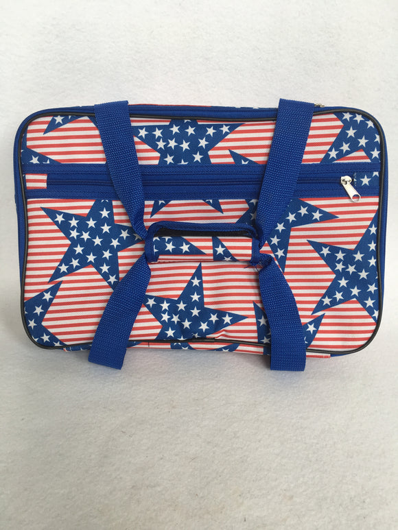 Patriotic Insulated Carrying Tote