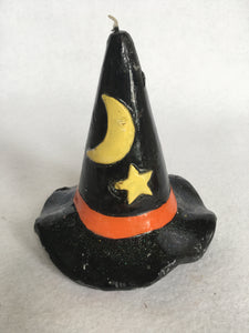 Clearance Witch Hat Candle