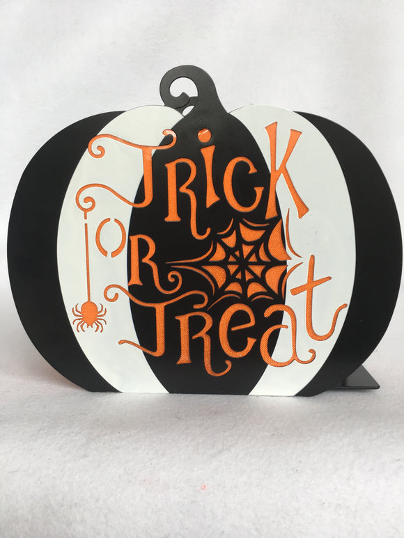 Halloween Yankee Candle Trick or Treat Tea Light Candle Holder