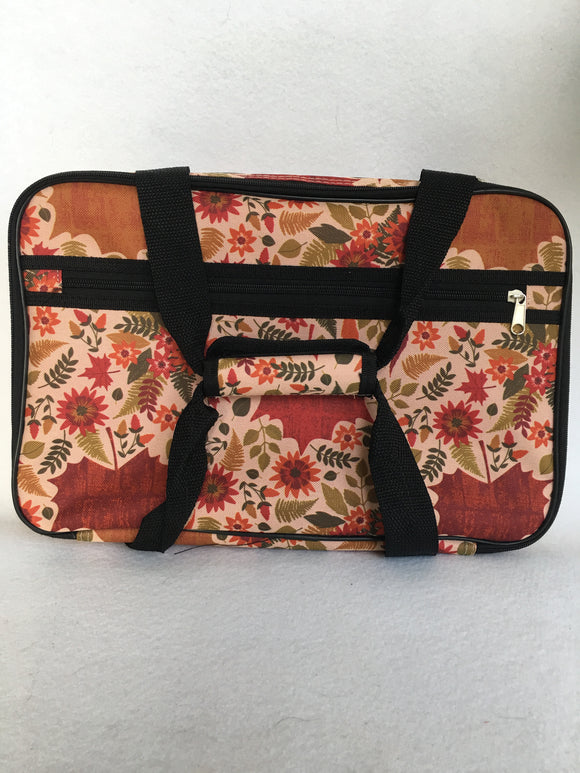 Harvest Leaves Insulated Carrying Tote