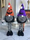 Halloween Giant Gnome Greeter With Extendable Legs