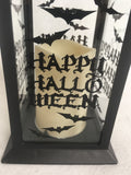 Halloween Lantern With LED Candle