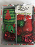 Christmas 10 Piece Cat Toy Gift Set