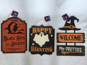 Halloween Inexpensive Various Wall Hangings