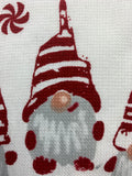 Christmas Gnome For The Holidays 100% Cotton Kitchen Towels