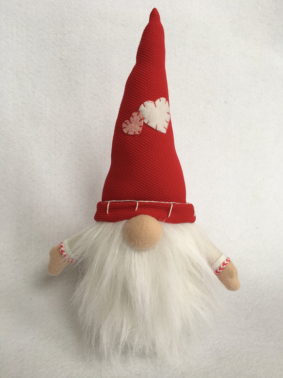 Valentine Large Plush Gnome