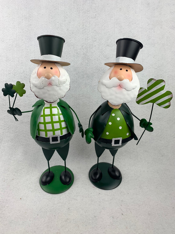 Saint Patrick's Day Bobble Head Jolly Old Man