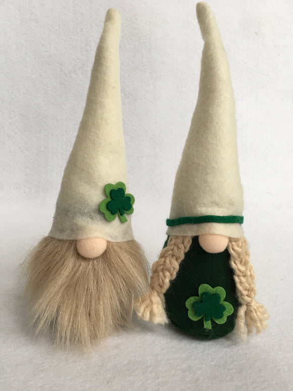 Saint Patrick's Day Small Boy or Girl Gnome