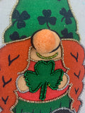 Saint Patrick's Day Leprechauns Pillow
