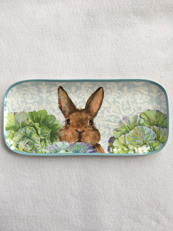 Easter Melamine Small Tray
