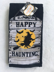 Happy Haunting Set of 2 Kitchen Towels