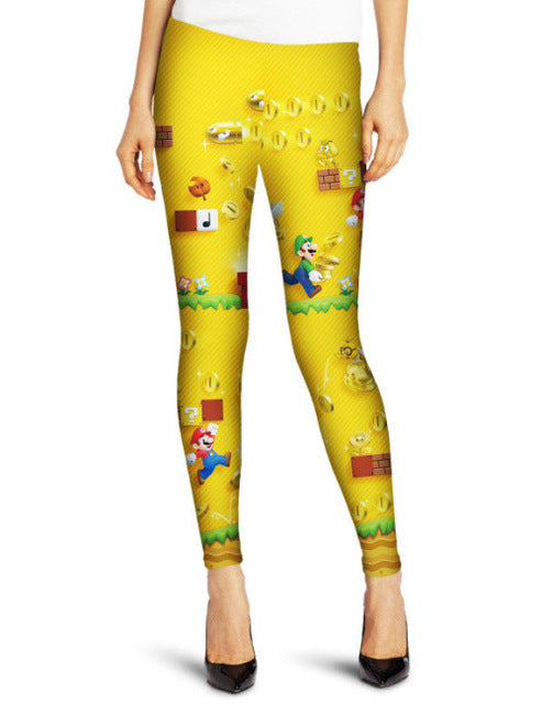 Kool Kitty Emoji Leggings - Multiple Colors One Size fits Most