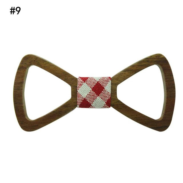Fashion Bamboo Bow Tie