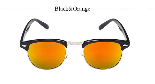 Fashion Mirror Sunglasses