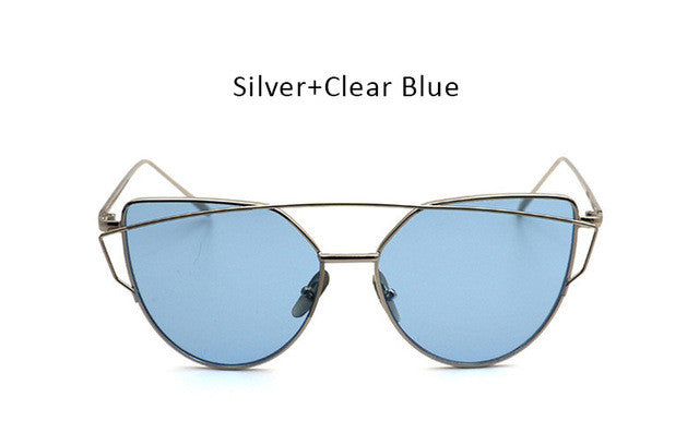 Ocean Cat Eye Sunglasses