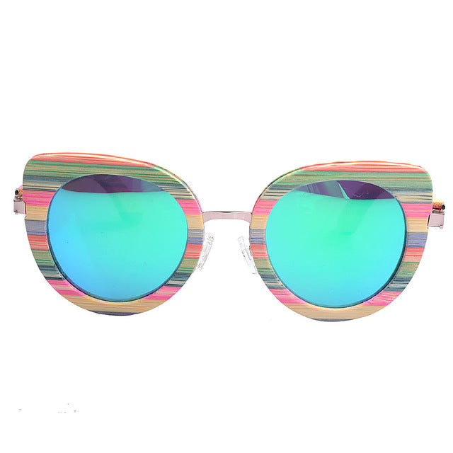 Dazzling Cat Eye Sunglasses
