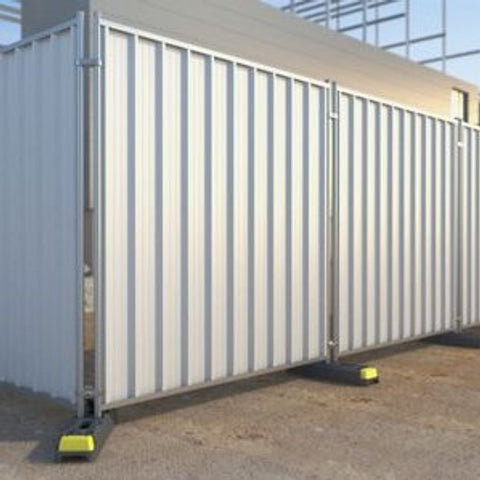 Hoarding Panel 2m x 2m Galvanised