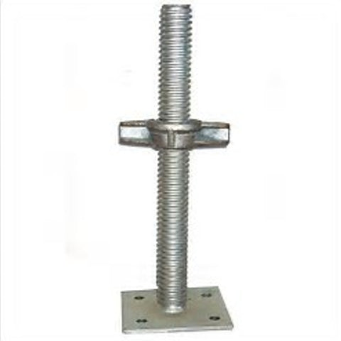 Scaffolding - Adjustable Base Jack-6 Tonne