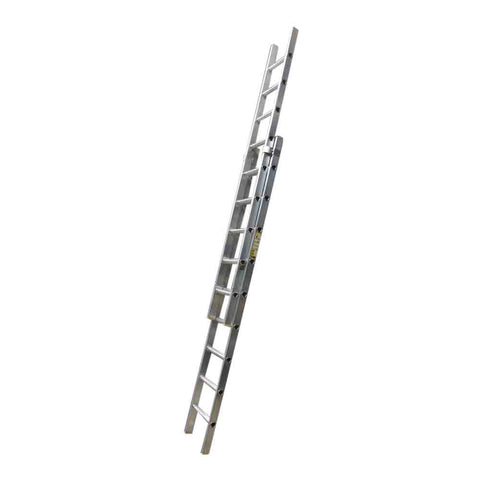 Aluminuim Ladders-Double Push Up