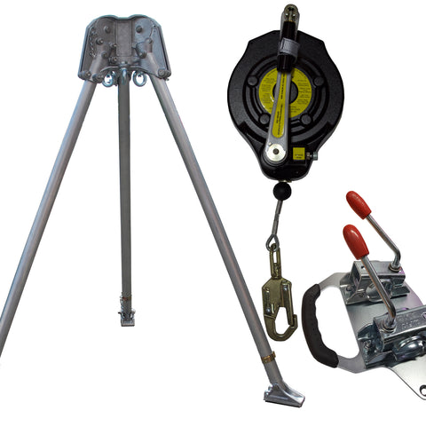 Fall Arrest Tripod Kits