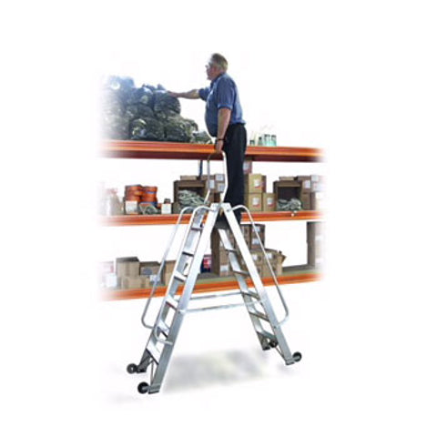 Warehouse Step Ladders - Double Sided