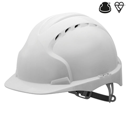 EVO 3 Safety Helmet-Vented