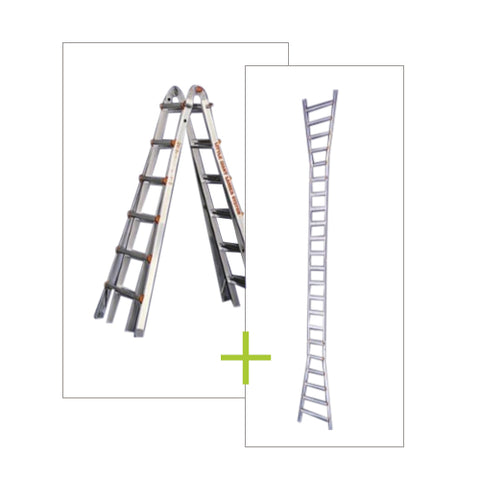 Little Giant Combination Ladder